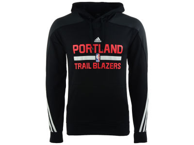 Portland Trail Blazers adidas NBA Men's On Court Hoodie