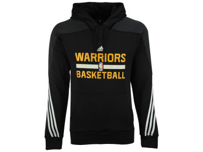 Golden State Warriors adidas NBA Men's On Court Hoodie