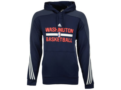 Washington Wizards adidas NBA Men's On Court Hoodie