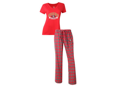 San Francisco 49ers NFL Women's Medalist Sleep Set