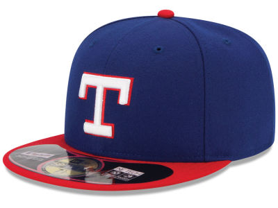 Texas Rangers New Era MLB 2015 SE On-Field 59FIFTY Cap