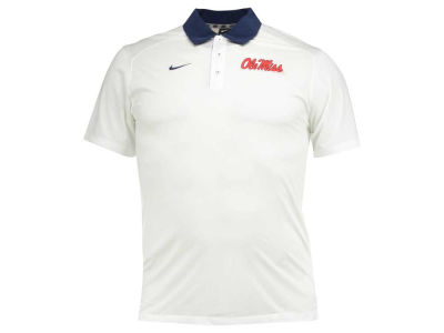 Ole Miss Rebels Nike NCAA Men's 2015 Elite Coaches Polo Shirt