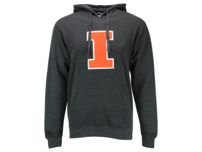 Illinois Fighting Illini NCAA Men's KA Big Logo Hoodie