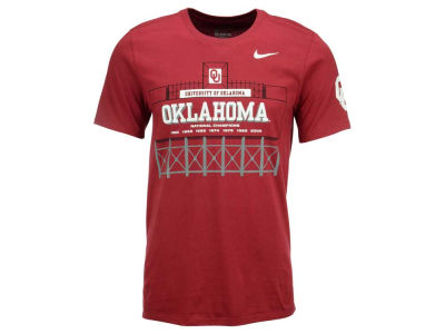 Oklahoma Sooners Nike NCAA Men's Campus Elements T-Shirt