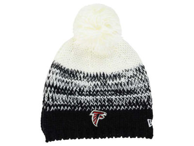 Atlanta Falcons New Era NFL Women's Polar Dust Knit