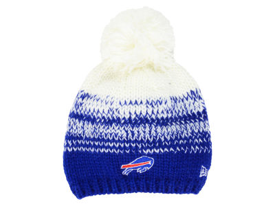 Buffalo Bills New Era NFL Women's Polar Dust Knit