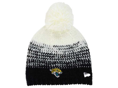 Jacksonville Jaguars New Era NFL Women's Polar Dust Knit