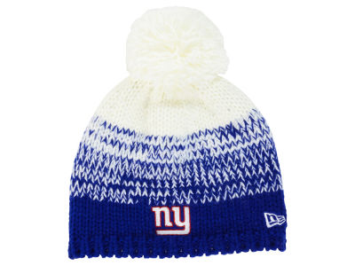 New York Giants New Era NFL Women's Polar Dust Knit