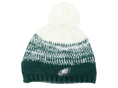 Philadelphia Eagles New Era NFL Women's Polar Dust Knit