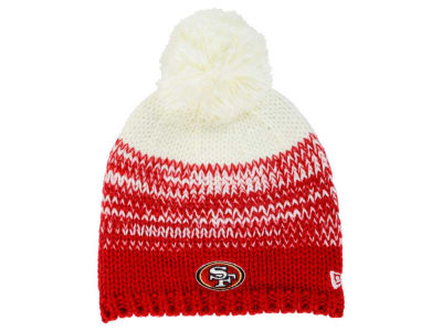San Francisco 49ers New Era NFL Women's Polar Dust Knit