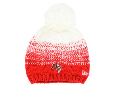 Tampa Bay Buccaneers New Era NFL Women's Polar Dust Knit