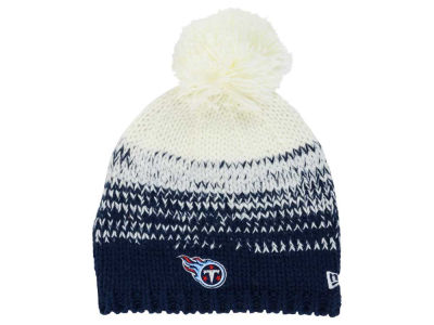 Tennessee Titans New Era NFL Women's Polar Dust Knit