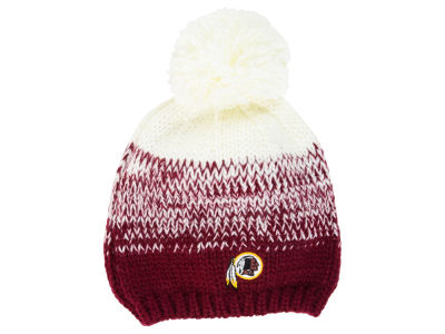 Washington Redskins New Era NFL Women's Polar Dust Knit