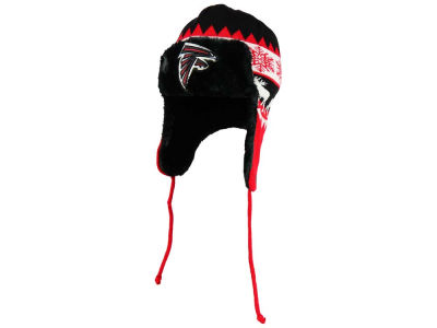 Atlanta Falcons New Era NFL Moose Trapper Knit