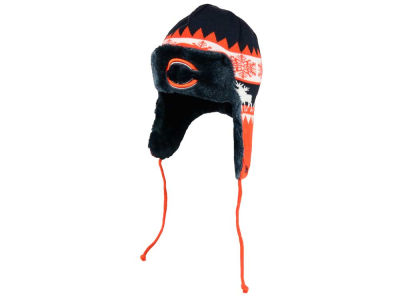 Chicago Bears New Era NFL Moose Trapper Knit