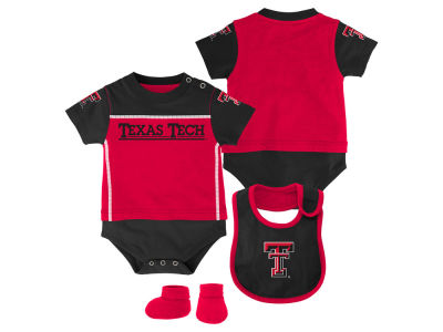 Texas Tech Red Raiders NCAA Newborn Lil Jersey Set
