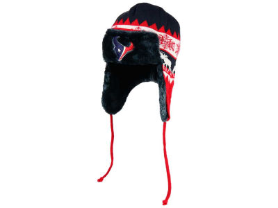 Houston Texans New Era NFL Moose Trapper Knit
