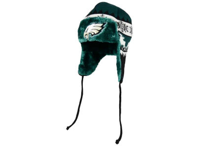 Philadelphia Eagles New Era NFL Moose Trapper Knit
