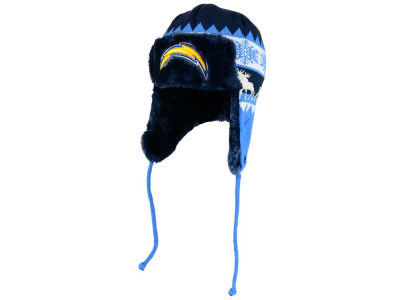 San Diego Chargers New Era NFL Moose Trapper Knit