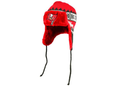 Tampa Bay Buccaneers New Era NFL Moose Trapper Knit