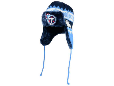 Tennessee Titans New Era NFL Moose Trapper Knit
