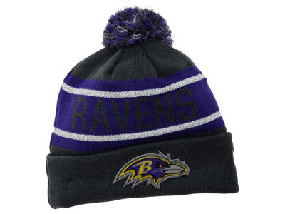 Baltimore Ravens New Era NFL Biggest Fan Reflective Knit