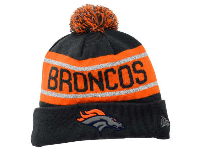 Denver Broncos New Era NFL Biggest Fan Reflective Knit