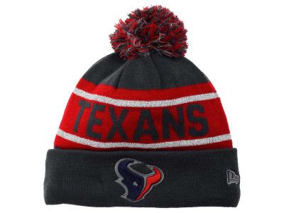 Houston Texans New Era NFL Biggest Fan Reflective Knit
