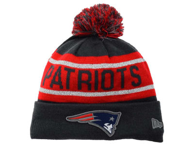 New England Patriots NFL Biggest Fan Reflective Knit