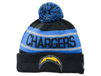 San Diego Chargers New Era NFL Biggest Fan Reflective Knit