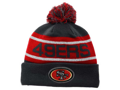 San Francisco 49ers New Era NFL Biggest Fan Reflective Knit