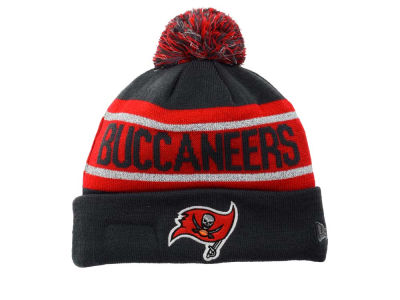 Tampa Bay Buccaneers New Era NFL Biggest Fan Reflective Knit