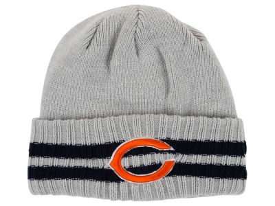 Chicago Bears New Era NFL 2 Striped Cuff Knit