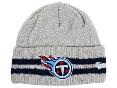Tennessee Titans New Era NFL 2 Striped Cuff Knit
