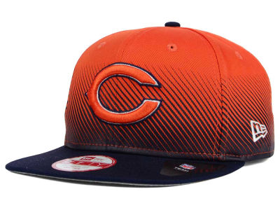 Chicago Bears New Era NFL Line Fade 9FIFTY Snapback Cap