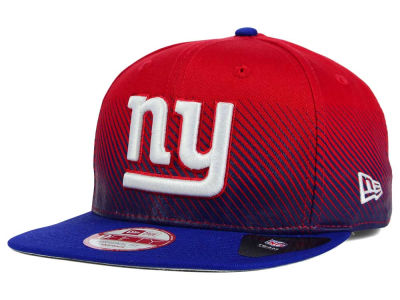 New York Giants New Era NFL Line Fade 9FIFTY Snapback Cap