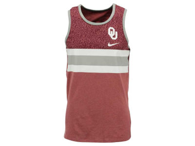 Oklahoma Sooners Nike NCAA Men's Washed Team Vibe Tank