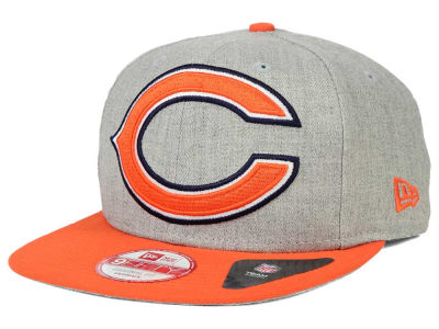 Chicago Bears New Era NFL Logo Grand 9FIFTY Snapback Cap