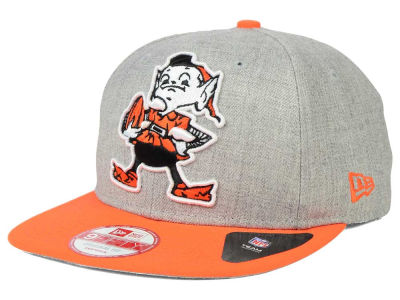 Cleveland Browns New Era NFL Logo Grand 9FIFTY Snapback Cap