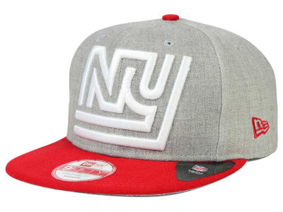 New York Giants New Era NFL Logo Grand 9FIFTY Snapback Cap