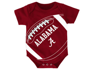 Alabama Crimson Tide NCAA Infant Football Fanatic Creeper