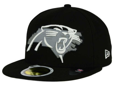 Carolina Panthers New Era NFL State Flective Redux 59FIFTY Cap