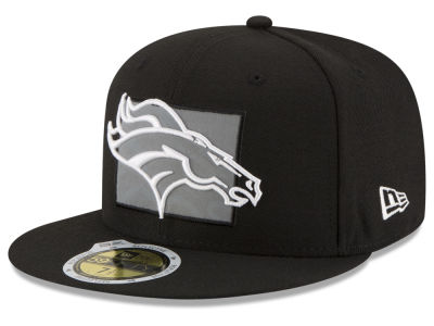 Denver Broncos New Era NFL State Flective Redux 59FIFTY Cap