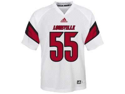 Louisville Cardinals adidas NCAA Youth Replica Football Jersey
