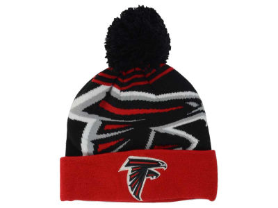 Atlanta Falcons New Era NFL Logo Whiz Pom Knit