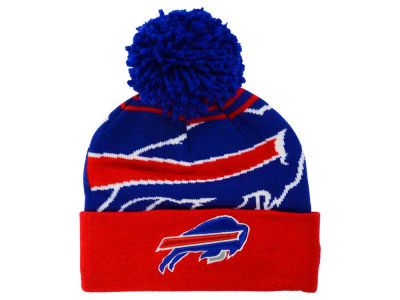 Buffalo Bills New Era NFL Logo Whiz Pom Knit