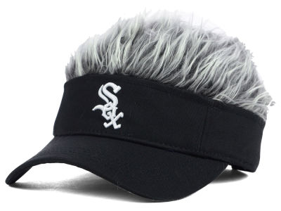 Chicago White Sox Flair Hair Visor