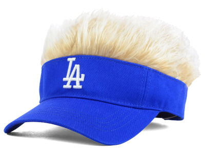 Los Angeles Dodgers Flair Hair Visor