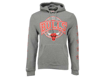 Chicago Bulls Mitchell and Ness NBA Men's Down To The Wire Hoodie