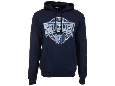 Memphis Grizzlies Mitchell and Ness NBA Men's Down To The Wire Hoodie